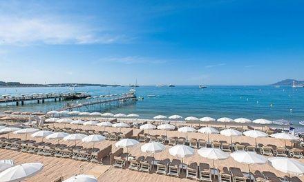 Restaurant Plage CBeach : Se détendre en plage privée à Cannes