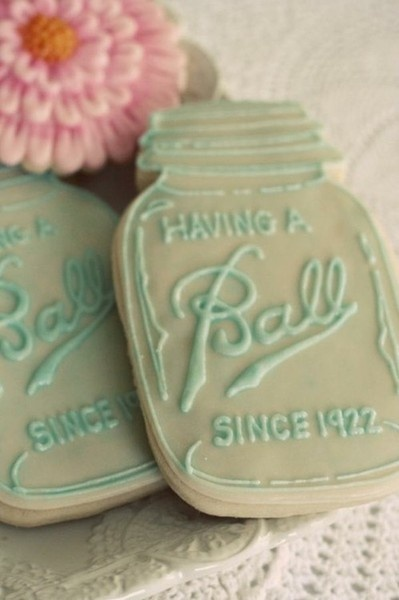 Having a Ball since 1922! The perfect dessert for grandma's birthday party!