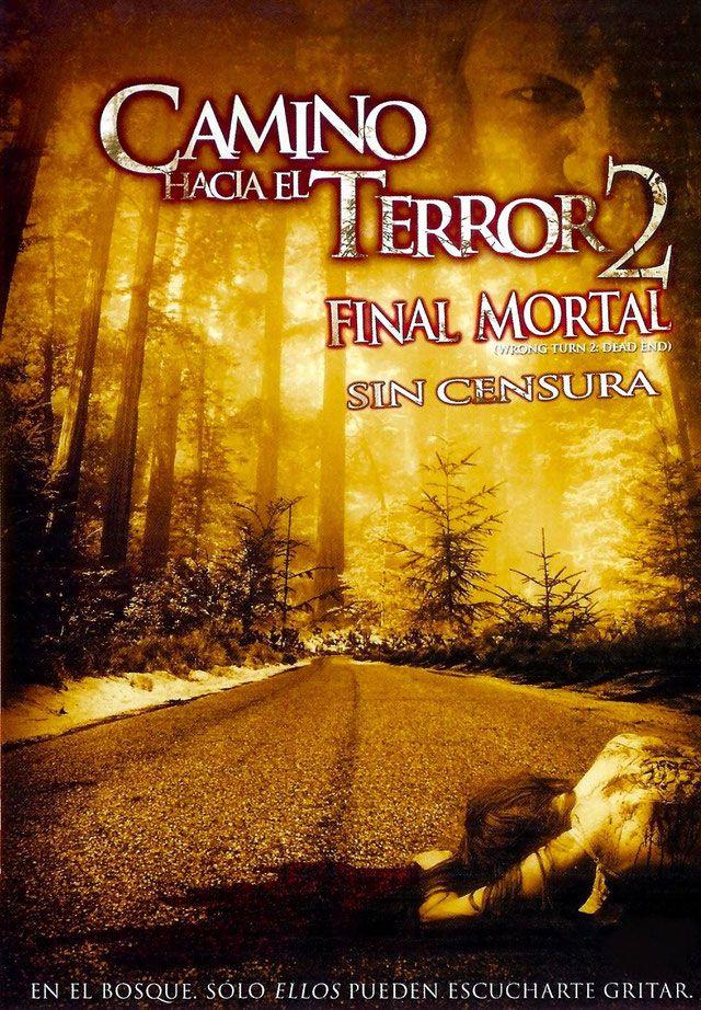 Camino Hacia El Terror 1 Allpeliculashd Horror Movie Posters Movie Posters Horror Movies