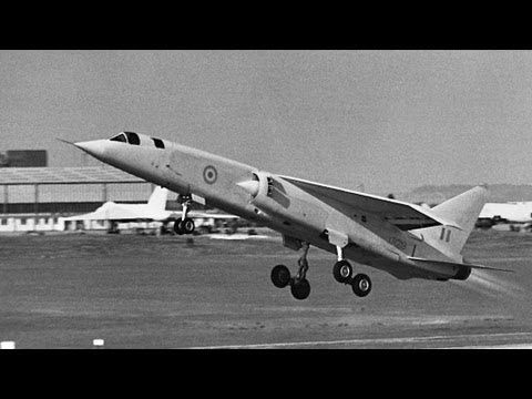 The British Aircraft Corporation TSR-2 - Excellent Documentary