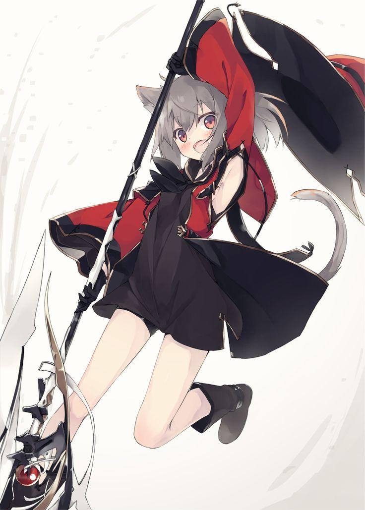 25+ melhores ideias sobre Anime neko no Pinterest ...