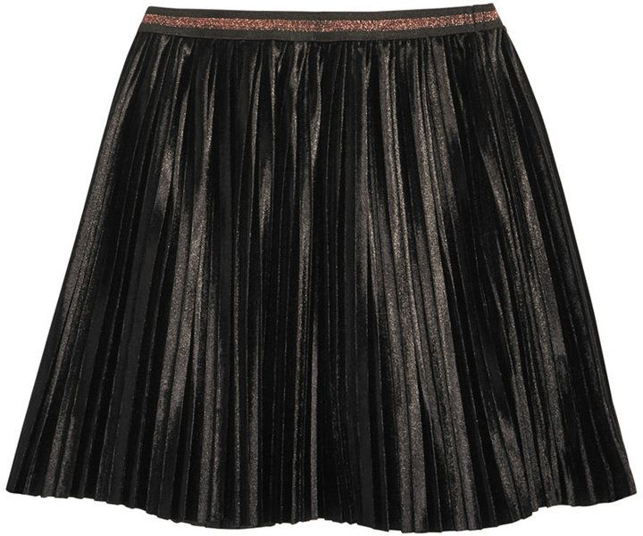 Epic Threads Pleated Velour Skirt, Big Girls (7-16), Created for Macy's
