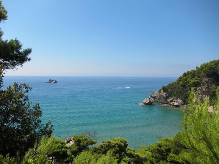 Gialiskari - Sinarades village - Corfu - GREECE