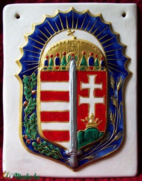 Vitézi rend címere (Foenx) - Meska.hu