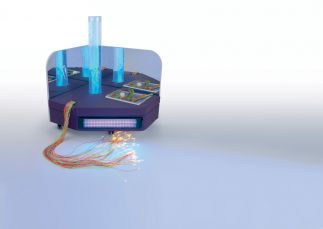 Flexi I UV Corner Unit -  http://www.sensoryplus.co.uk/products/sensory-on-the-move/flexi-corner-units/flexi-i-uv-corner-unit/SE090 The Flexi I UV Corner Unit provides not only the amazing effect of a bubble tube enhanced by surrounding mirrors but is also a UV resource of plastic UV fibre optics, magic rods, easy katch ball and other glow-in-the dark items. 23 Rookwood Way, Haverhill, Suffolk, CB9 8PB.