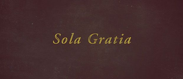 "SOLA GRATIA: Christians Are Saved by the Grace of God Alone | John tells us that out of Jesus' ""fullness we have all received, grace upon grace"" (John 1:16). Many of the New Testament letters begin and end with the writers expressing their desire that the grace of Jesus would be with His people. The very last words of the Bible read: ""The grace of the Lord Jesus be with all. Amen"" (Rev. 22:21). - Guy Waters"