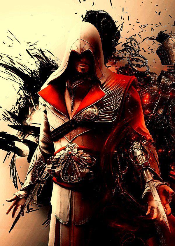 Assassins Creed Brotherhood Ezio Auditore Assassins Creed