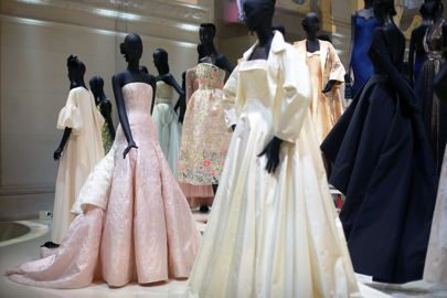Inside Christian Dior Designer Of Dreams Paris Exhibition   British Vogue