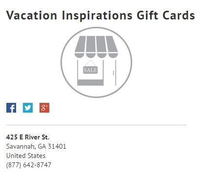 Visa gift card coupon discount