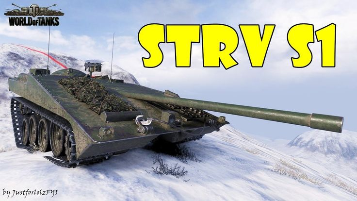 World of Tanks - STRV S1 Review & Gameplay