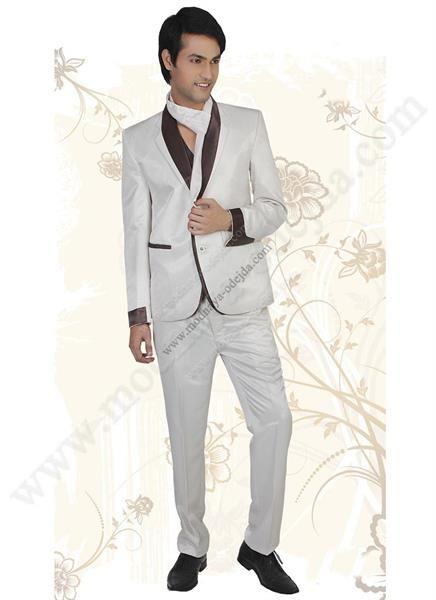 Мужские белые костюмы для танцев