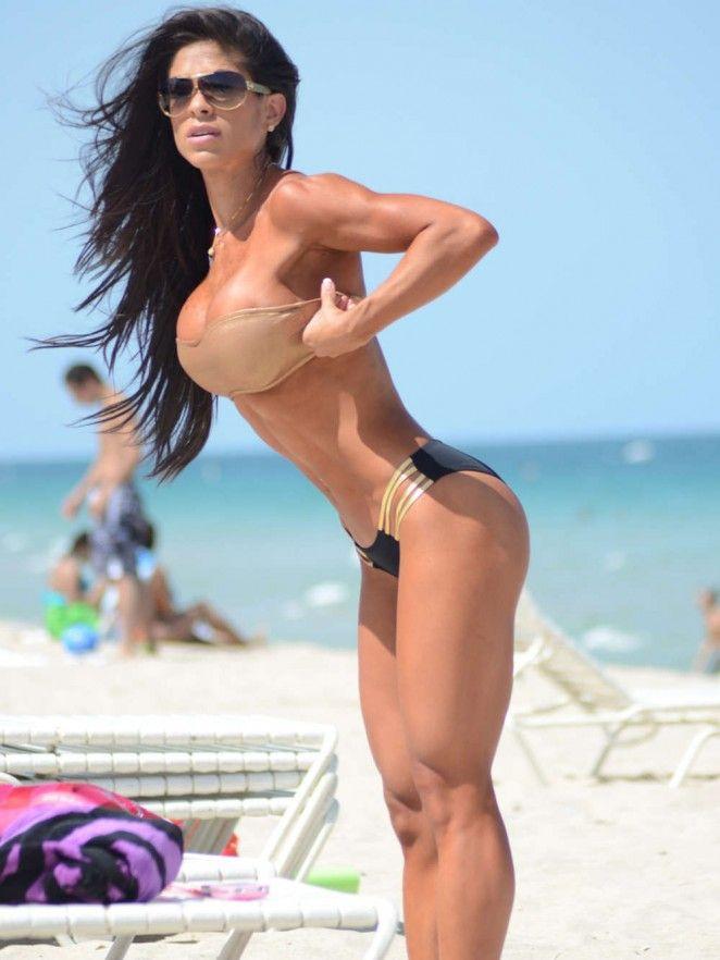 Hot Michelle Lewin - Google Zoeken  Fitness Babes -7547