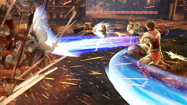 Koei Tecmo has announced that it's bringing the Dynasty Warriors-style Warriors All-Stars to North America. The game, previously released in Japan as Musou All-Stars, mashes up characters from a variety of Koei Tecmo franchises, which is a similar setup to the Warriors Orochi...
