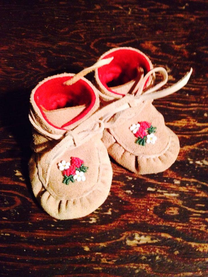 Baby wrap arounds, strawberries