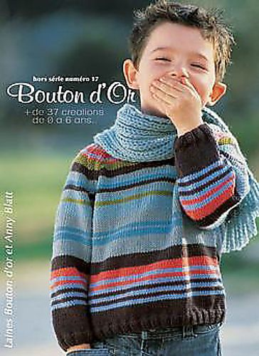 Ravelry: Bouton d'Or No. 17, knitting