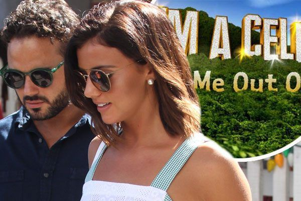 I'm A Celebrity 2017 Lucy Mecklenburgh and Ryan Thomas fuel rumours they are heading into the jungle as a COUPLE - OK! Magazine #757Live