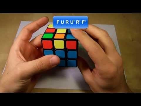 Πώς να λύσετε τον κύβο του Ρούμπικ Μέρος ΣΤ' - YouTube