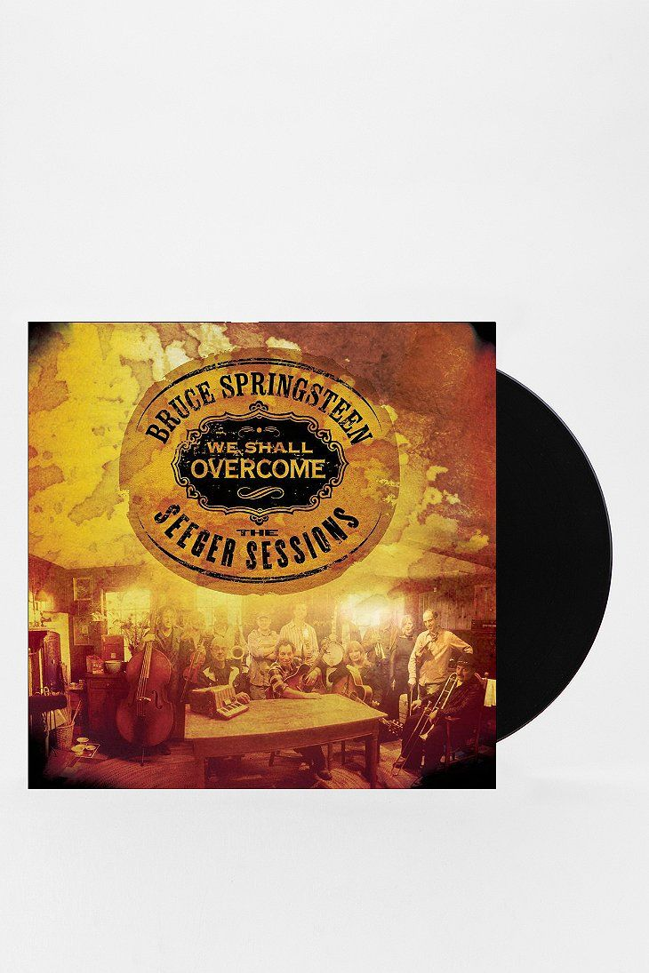 Bruce Springsteen - We Shall Overcome: The Seeger Sessions 2XLP
