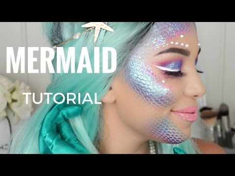 Easy DIY Halloween Costume Ideas | Mermaid Crown, Ice Queen, Animal, Witch | Collab with Emma Lev - YouTube