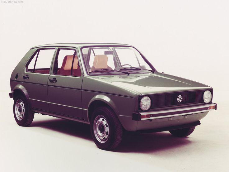 VW Golf Type I