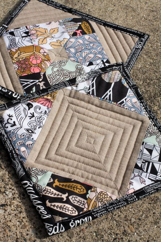 1000 Images About Quilted Items On Pinterest Runners
