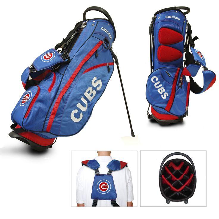 Team Golf Chicago Cubs Fairway Golf Stand Bag