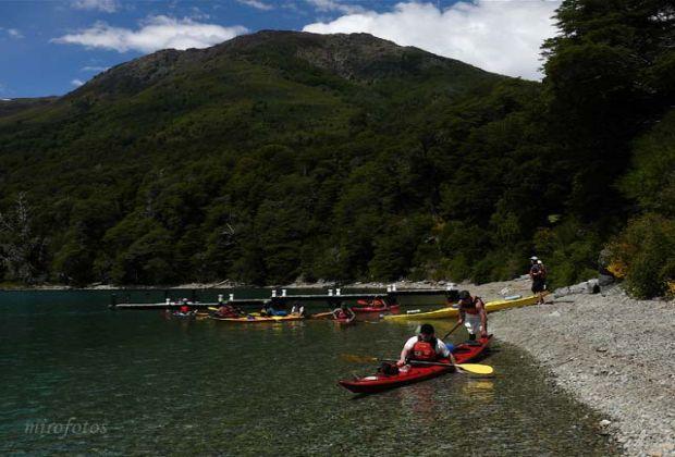 Excursion Excursión Kayak Lago Mascardi - 2 Días - Haga Su Reserva On-Line.