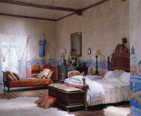 This is worth looking at.  Hacienda Molino de Agua  San Miguel de Allende, Guanajuato, Mexico