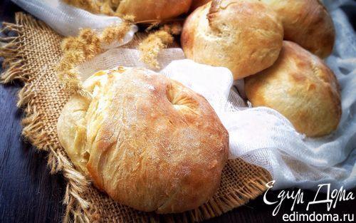 Шотландские булочки на сыворотке | Кулинарные рецепты от «Едим дома!»