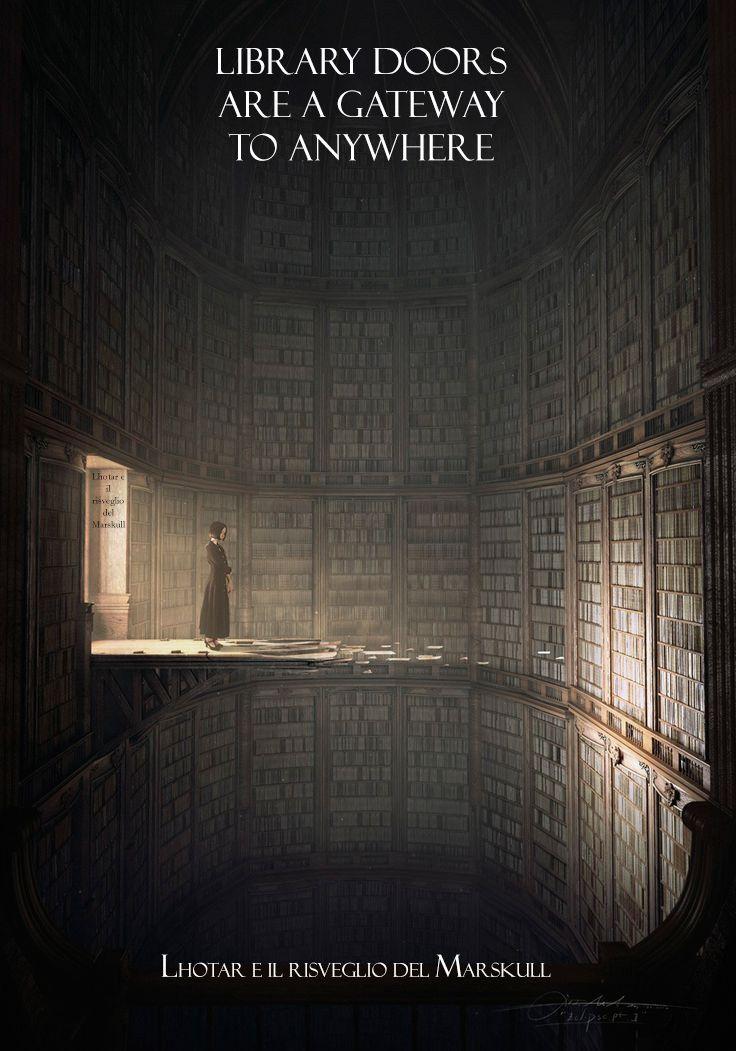 Lhotar e il risveglio del Marskull #libro #biblioteca #libreria #letteratura #book #fantasy