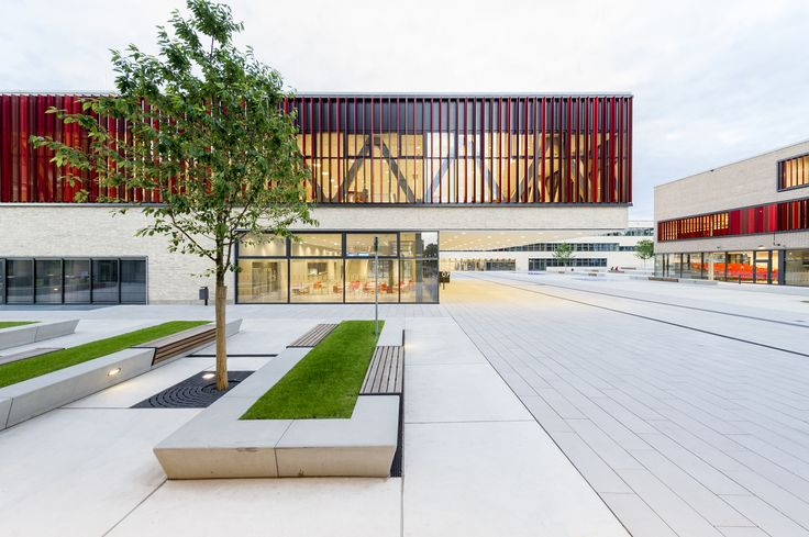 Gallery of Ruhr West University of Applied Sciences / HPP Architects + ASTOC - 2