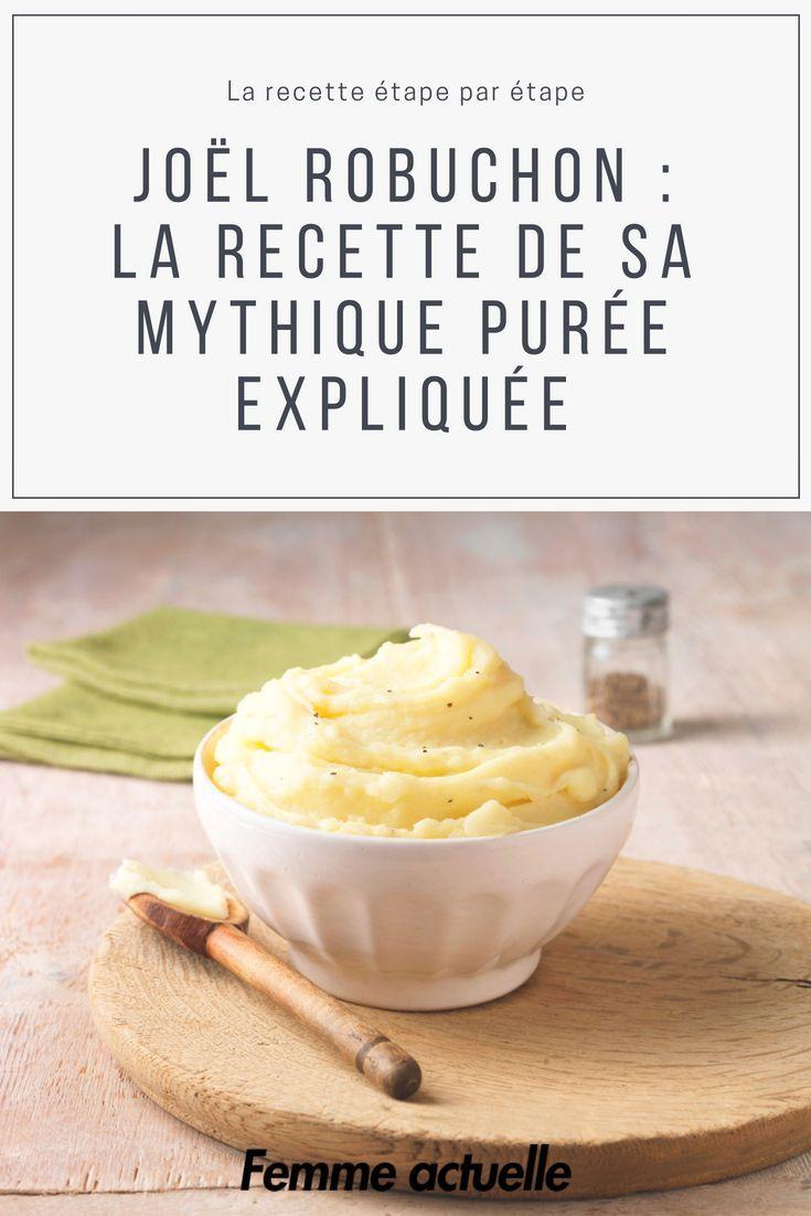 Decouvrez La Recette De La Puree De Pommes De Terre Par Le Chef
