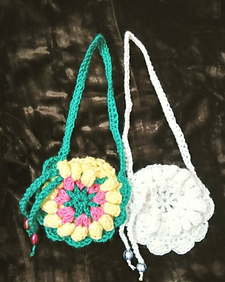 Crochet bags.  Colors available.  For order and prices, kindly DM  #crochet #crochetting #crochetaddicts #crochetart #crochethook #crochetlife #crochetlifestyle #crochetlover #love #instagood #beautiful #art #crochetporn #crochetter #crochetterdelhi #delhi