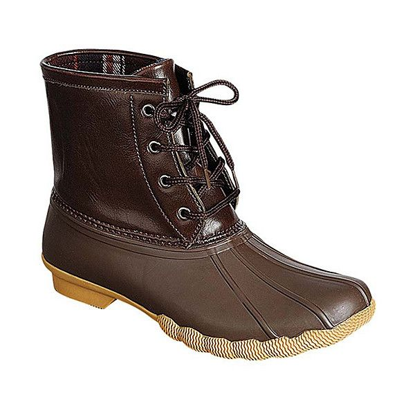 Refresh Brown Hunter Ankle Boot ($33) ❤ liked on Polyvore featuring shoes, boots, ankle booties, ankle boots, lace up ankle boots, short boots, lace up boots, short heel boots and lace up ankle booties