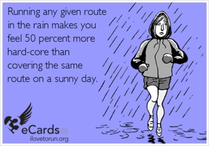 hard core running