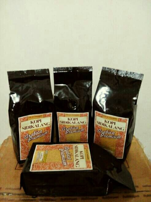 Sidikalang Arabica Premium Coffee  250 gram only IDR 61,000 roasted bean. Indonesia Specialitt Coffee.