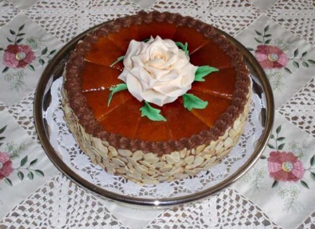 Dobošova torta + recept., recepty, Torty | Tortyodmamy.sk