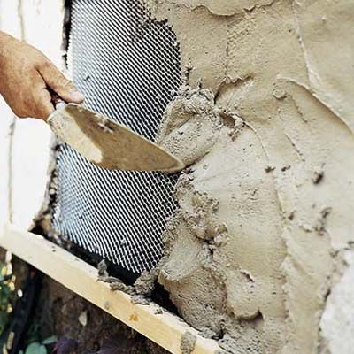 Photo: Reena Bammi | thisoldhouse.com | from How to Repair Stucco