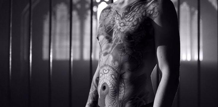 Alquimia, morte e renascimento no simbolismos de tatuagens tradicionais   IdeaFixa