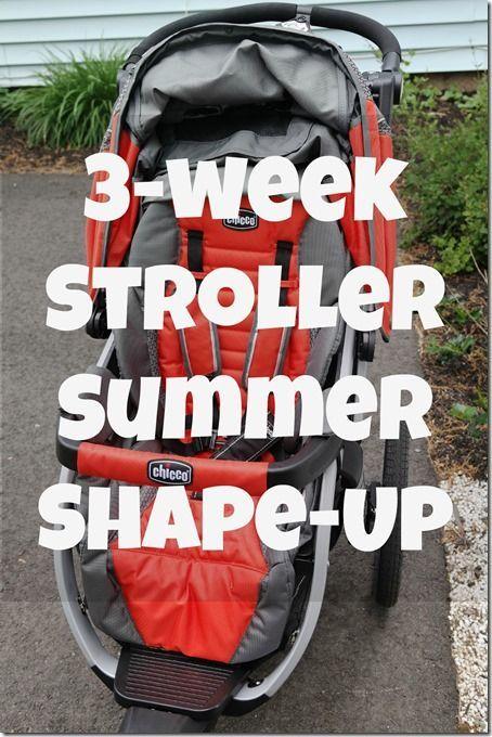 Stroller Summer Shape-Up {Week 1