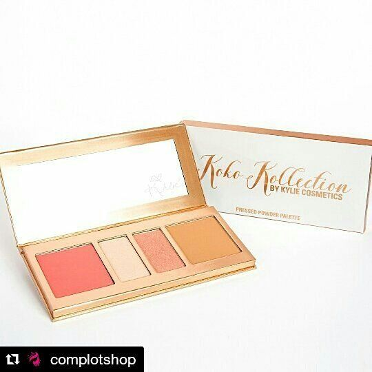 #Repost @complotshop ・・・ Ya Disponible  Haga sus pedidos  KOKO KOLLECTION FACE PALETTE #makeup #instamakeup #cosmetic #cosmetics #TFLers #fashion #eyeshadow #Kylie #gloss #mascara #palettes #eyeliner #lip #lips #tar #concealer #foundation #powder #eyes #eyebrows #lashes #lash #glue #glitter #crease #primers #base #beauty #beautiful http://ameritrustshield.com/ipost/1550453530824155815/?code=BWEUUWJhiKn