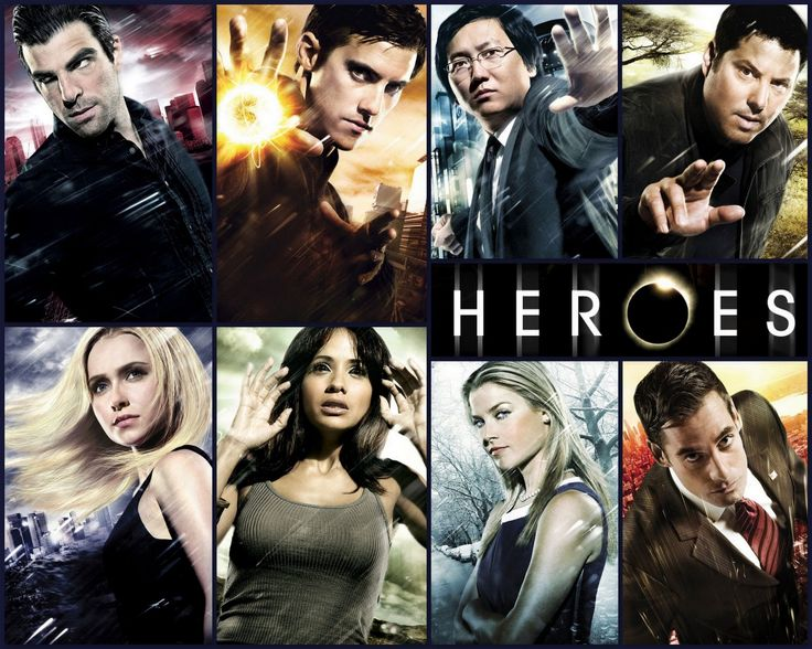 Heroes -will forever be a favorite.