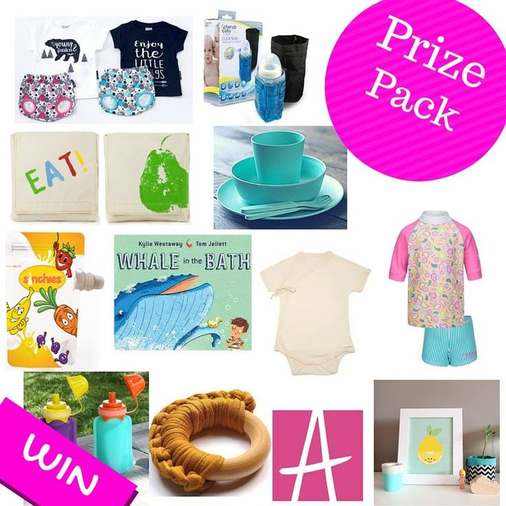 """Check out this awesome """"Baby's First Year"""" prize pack that's up for GRABS for one lucky follower! If you would love it, simply comment """"Yes Please"""" and head over to our Instagram to enter https://goo.gl/JBQs4c"""
