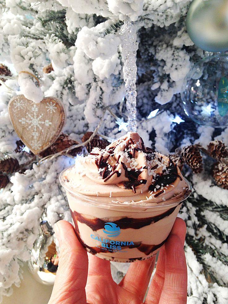 #blissgourmet #christmas #noel #frozenyogurt #froyo #aixenprovence #glace #restaurant #food #aix