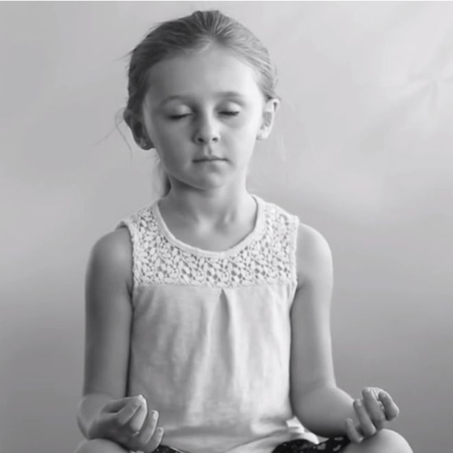 These kids know that mindfulness plays an important role in helping them relax and stay calm. Watch them explain how to be more mindful.