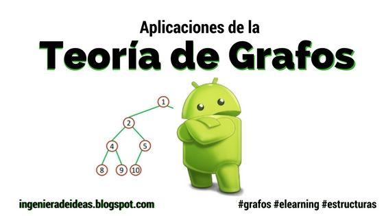 Aplicaciones de la Teoría de Grafos - Ingeniera de Ideas