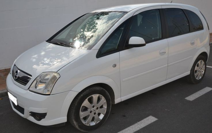 2006 opel meriva 1 6 easytronic automatic 5 door mpv mpv for sale in spain pinterest opel. Black Bedroom Furniture Sets. Home Design Ideas