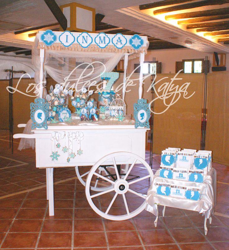 carro de chuches Frozen