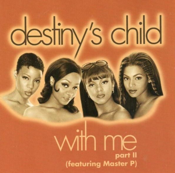 Destiny's Child Featuring Master P - With Me Part II (CD) at Discogs