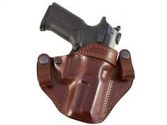 IWB Concealed Carry Holster with Open Muzzle fits Sig Sauer 2022.